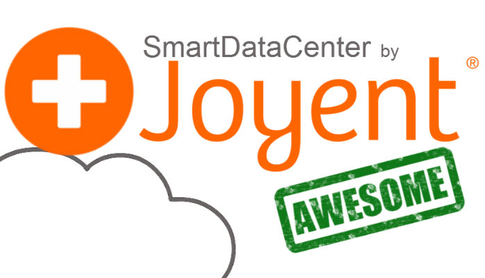 SmartDataCenter, the Open Cloud Platform that Actually Already Works
