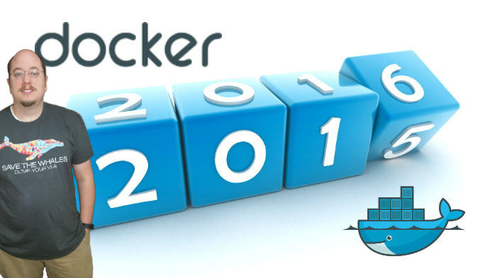 Docker 2015 Recap – The good, the bad and the ugly.